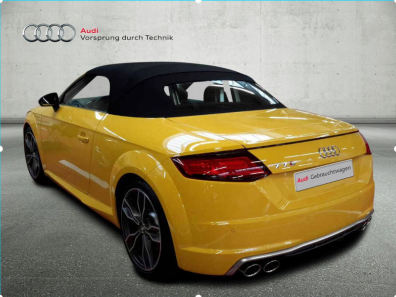 verkauft audi tt roadster gebraucht 2015 km in. Black Bedroom Furniture Sets. Home Design Ideas