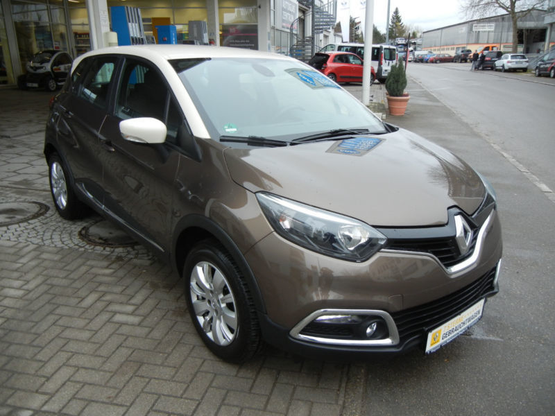 verkauft renault captur dynamique tce gebraucht 2014 km in magstadt. Black Bedroom Furniture Sets. Home Design Ideas