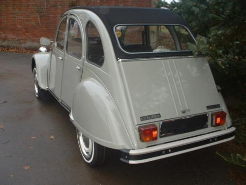 verkauft citro n 2cv burton roadster gebraucht 1986 km in baesweiler. Black Bedroom Furniture Sets. Home Design Ideas