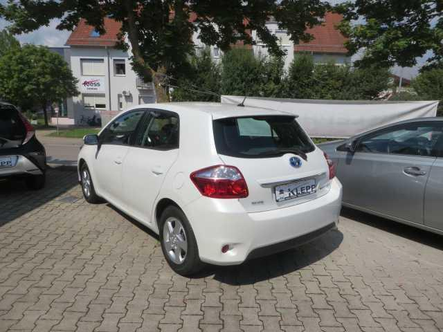 verkauft toyota auris travel gebraucht 2012 km in dingolfing. Black Bedroom Furniture Sets. Home Design Ideas