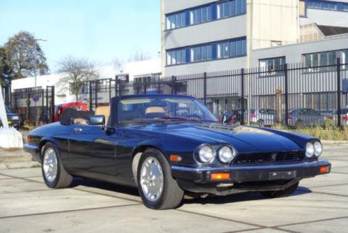 xjs gebrauchte jaguar xjs kaufen 122 g nstige autos. Black Bedroom Furniture Sets. Home Design Ideas