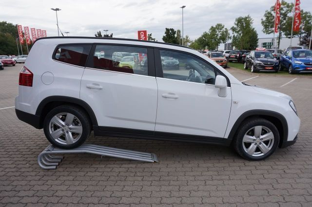 verkauft chevrolet orlando 1 8 ltz 1 gebraucht 2012 km in m nchen. Black Bedroom Furniture Sets. Home Design Ideas
