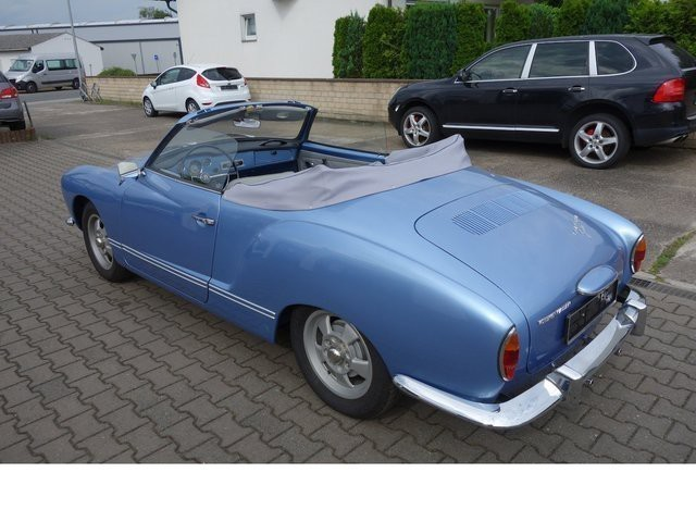 verkauft vw karmann ghia cabrio vollst gebraucht 1968 km in de rodgau nied. Black Bedroom Furniture Sets. Home Design Ideas