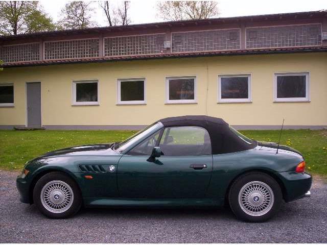 Verkauft Bmw Z3 Roadster 1 8 Gebraucht 1996 78 000 Km In