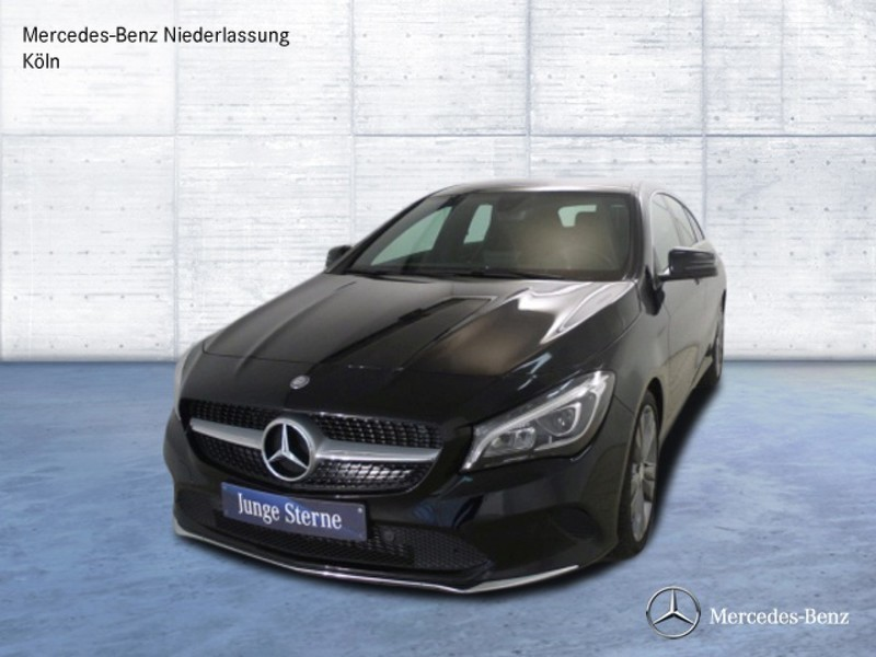 verkauft mercedes cla180 shooting brak gebraucht 2017 km in k ln. Black Bedroom Furniture Sets. Home Design Ideas