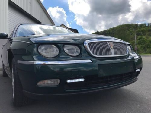 verkauft rover 75 1 8 typ nr 451 gebraucht 2001 km in berlin. Black Bedroom Furniture Sets. Home Design Ideas