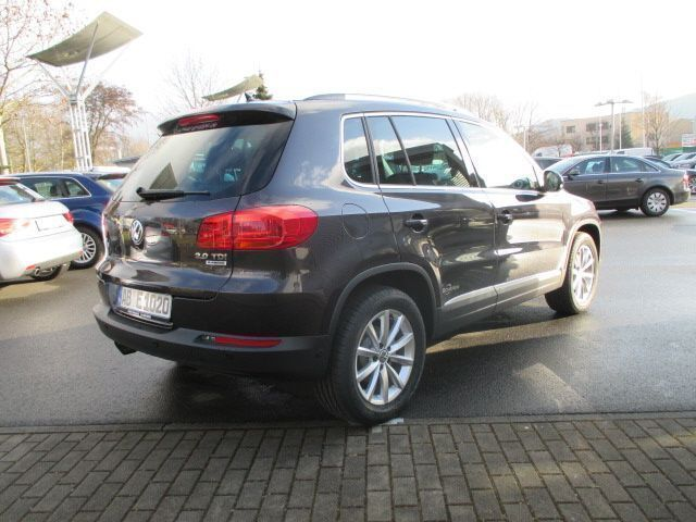 verkauft vw tiguan lounge sport styl gebraucht 2016 km in aschaffenburg. Black Bedroom Furniture Sets. Home Design Ideas