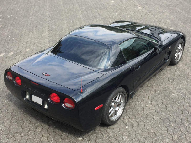verkauft corvette z06 c5 gebraucht 2002 km in l denscheid. Black Bedroom Furniture Sets. Home Design Ideas