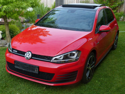verkauft vw golf gtd bluemotion techno gebraucht 2015 km in burglengenfeld. Black Bedroom Furniture Sets. Home Design Ideas
