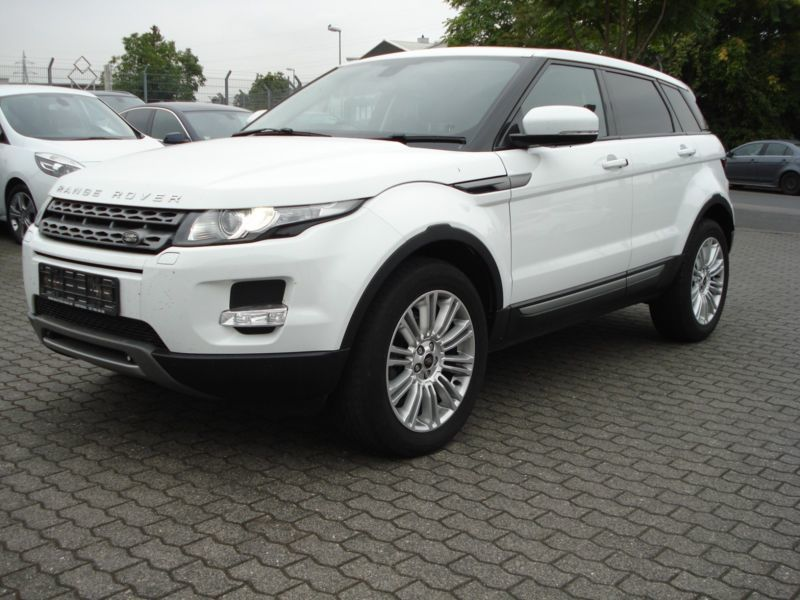 verkauft land rover range rover evoque gebraucht 2013 km in neuwied. Black Bedroom Furniture Sets. Home Design Ideas