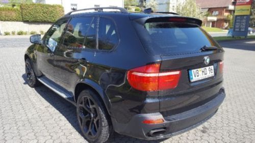 verkauft bmw x5 e70 3 0 gebraucht 2008 km in schlitz. Black Bedroom Furniture Sets. Home Design Ideas