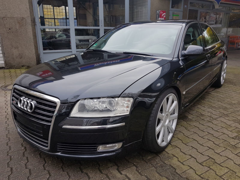 verkauft audi a8 4 2 quattro s line ga gebraucht 2002 km in l nen. Black Bedroom Furniture Sets. Home Design Ideas