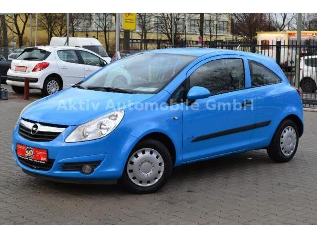 verkauft opel corsa 1 2 16v automatik gebraucht 2007 km in berlin. Black Bedroom Furniture Sets. Home Design Ideas