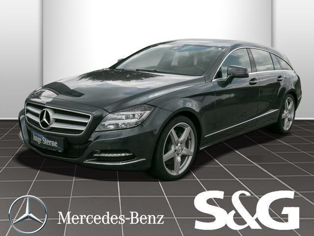 verkauft mercedes cls350 shooting brak gebraucht 2014. Black Bedroom Furniture Sets. Home Design Ideas