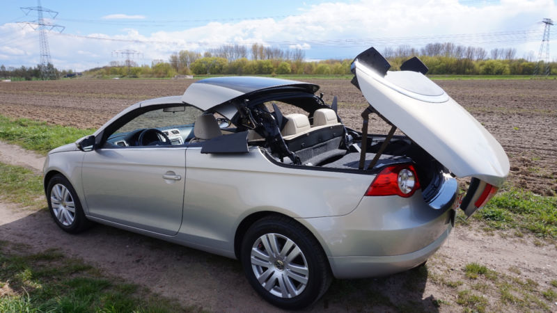 verkauft vw eos 2 0 tsi leder navi pd gebraucht 2009 km in troisdorf. Black Bedroom Furniture Sets. Home Design Ideas