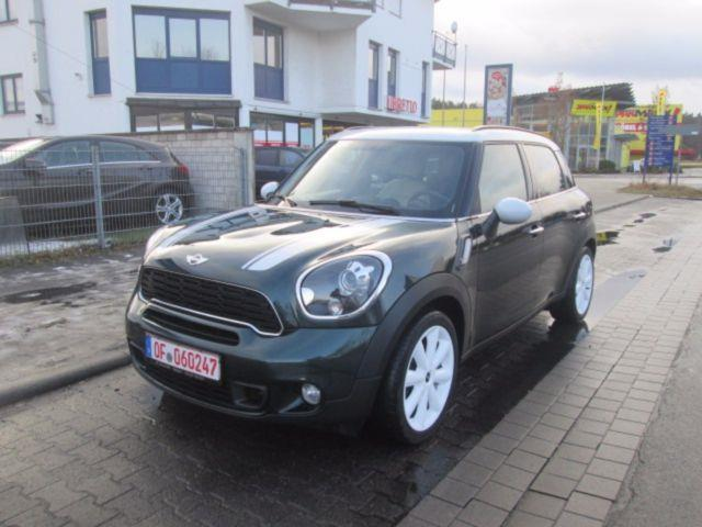 verkauft mini cooper sd countryman vol gebraucht 2014 km in rodgau. Black Bedroom Furniture Sets. Home Design Ideas