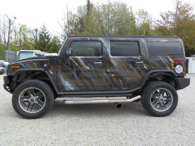 h2 gebrauchte hummer h2 kaufen 115 g nstige autos zum verkauf. Black Bedroom Furniture Sets. Home Design Ideas