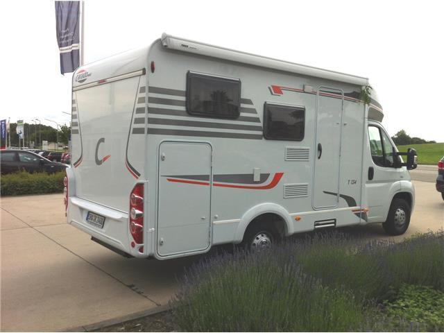 Garage Fiat Ducato : Verkauft fiat ducato wohnmobil reisemo. gebraucht 2012 46.300 km