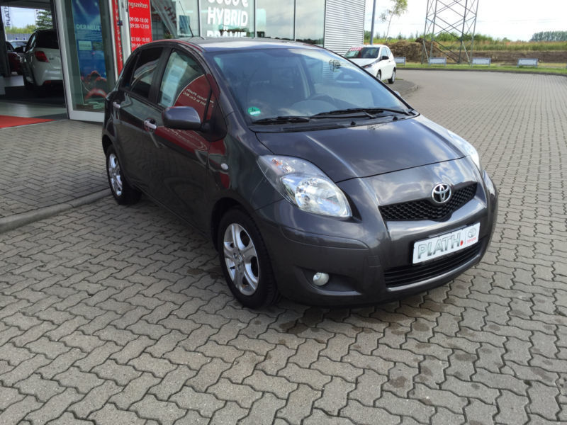 verkauft toyota yaris edition diesel gebraucht 2011 km in dierkow. Black Bedroom Furniture Sets. Home Design Ideas