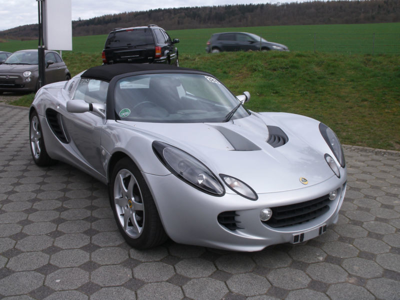 elise gebrauchte lotus elise kaufen 47 g nstige autos zum verkauf. Black Bedroom Furniture Sets. Home Design Ideas