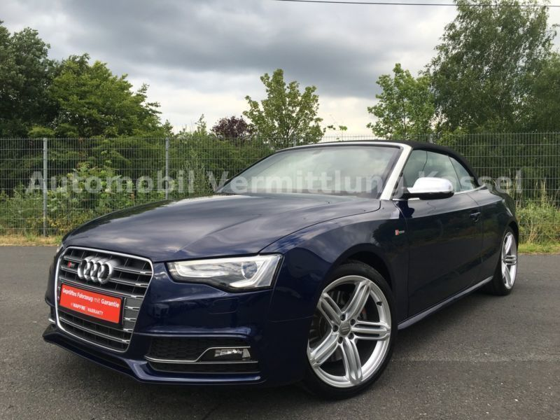verkauft audi s5 cabriolet s tronic gebraucht 2014 km in m rnsheim altendorf. Black Bedroom Furniture Sets. Home Design Ideas