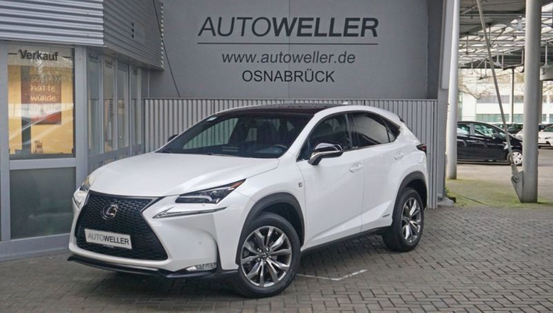 verkauft lexus nx300h e four f sport n gebraucht 2014 km in osnabr ck. Black Bedroom Furniture Sets. Home Design Ideas