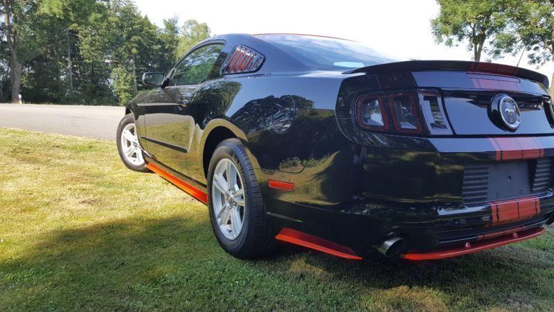 mustang gebrauchte ford mustang kaufen 943 g nstige autos zum verkauf. Black Bedroom Furniture Sets. Home Design Ideas