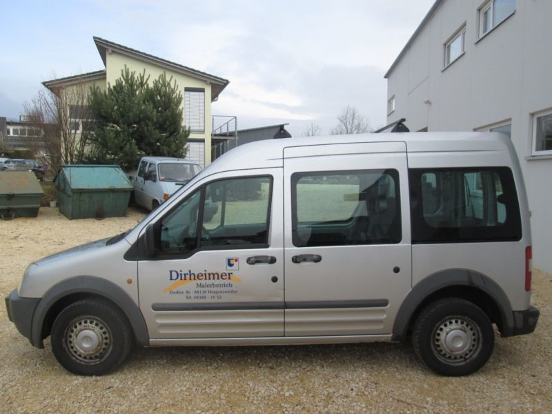 verkauft ford tourneo connect kombi la gebraucht 2004 km in daisendorf. Black Bedroom Furniture Sets. Home Design Ideas