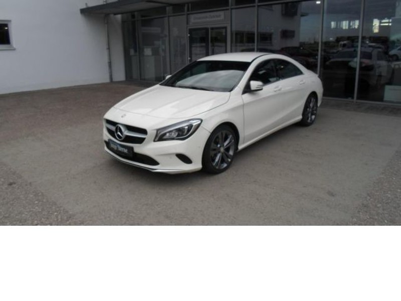 verkauft mercedes cla200 d coup gebraucht 2016 km in m hldorf. Black Bedroom Furniture Sets. Home Design Ideas