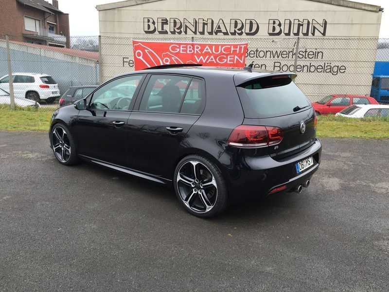 verkauft vw golf vi 2 0 r dsg getriebe gebraucht 2010 km in weissach. Black Bedroom Furniture Sets. Home Design Ideas