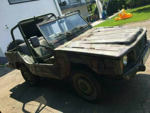 verkauft vw iltis 183 gebraucht 1980 km in thumby. Black Bedroom Furniture Sets. Home Design Ideas