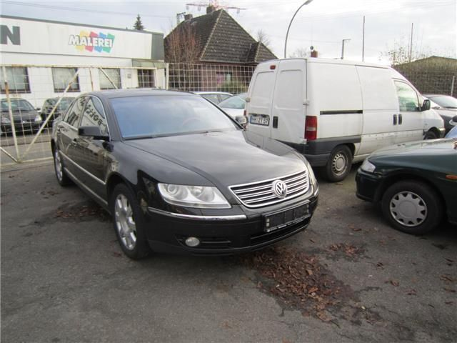 verkauft vw phaeton 3 2 v6 5 sitzer gebraucht 2004 km in hamburg. Black Bedroom Furniture Sets. Home Design Ideas