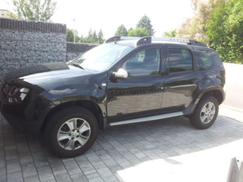 verkauft dacia duster 1 2 tce 125 pres gebraucht 2015 km in n sttal silges. Black Bedroom Furniture Sets. Home Design Ideas