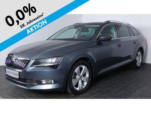 verkauft skoda superb combi 2 0 tdi st gebraucht 2016 km in m nchen. Black Bedroom Furniture Sets. Home Design Ideas