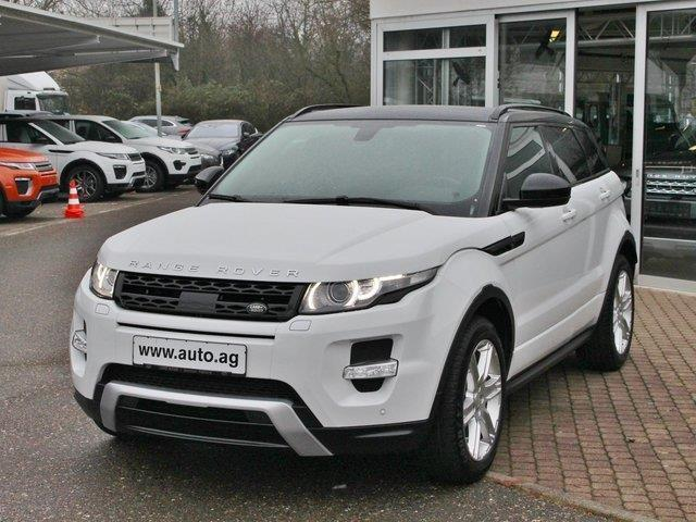 verkauft land rover range rover evoque gebraucht 2014 km in freiburg. Black Bedroom Furniture Sets. Home Design Ideas