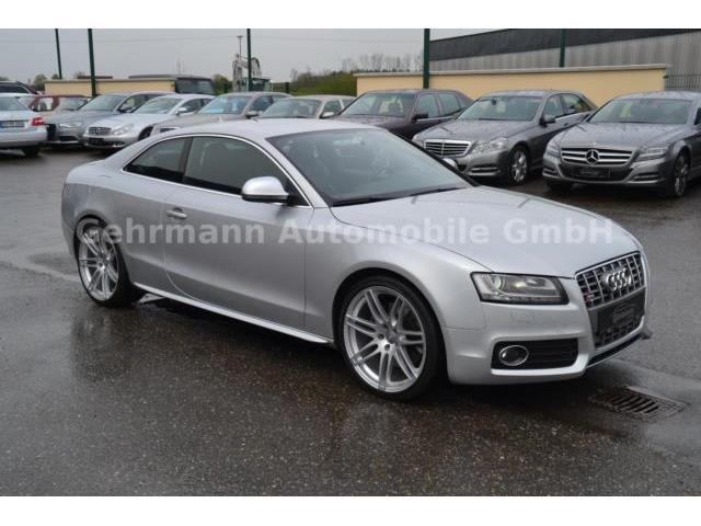 verkauft audi s5 coupe 4 2 fsi quattro gebraucht 2008 km in bad waldsee. Black Bedroom Furniture Sets. Home Design Ideas