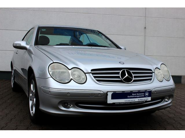 verkauft mercedes clk200 clk coupekomp gebraucht 2004 km in eibelstadt. Black Bedroom Furniture Sets. Home Design Ideas