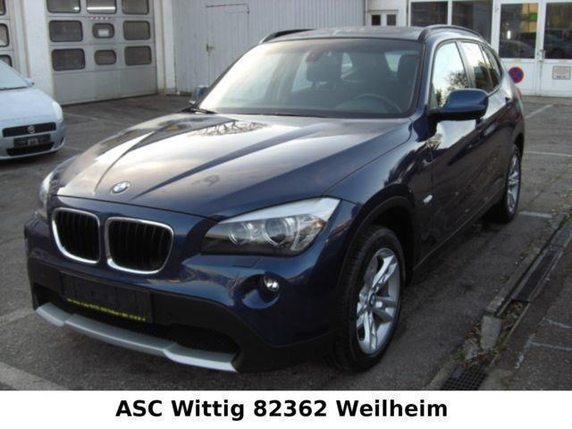 verkauft bmw x1 xdrive18d automatik 4x gebraucht 2010. Black Bedroom Furniture Sets. Home Design Ideas