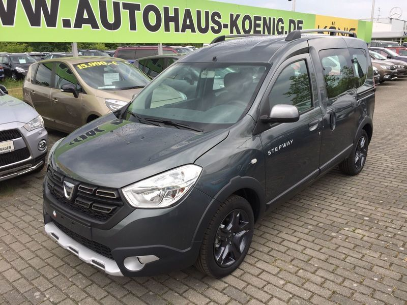 verkauft dacia dokker stepway celebrat gebraucht 2016 10 km in f rstenwalde. Black Bedroom Furniture Sets. Home Design Ideas