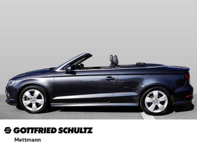verkauft audi a3 cabriolet 1 8 tfsi au gebraucht 2014 km in mettmann. Black Bedroom Furniture Sets. Home Design Ideas