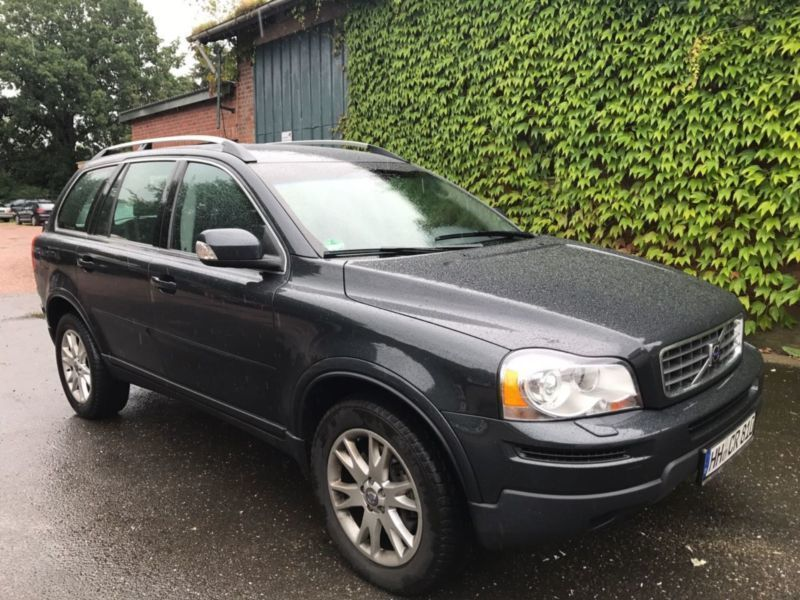 verkauft volvo xc90 d5 aut executive gebraucht 2009 km in frankfurt oder. Black Bedroom Furniture Sets. Home Design Ideas
