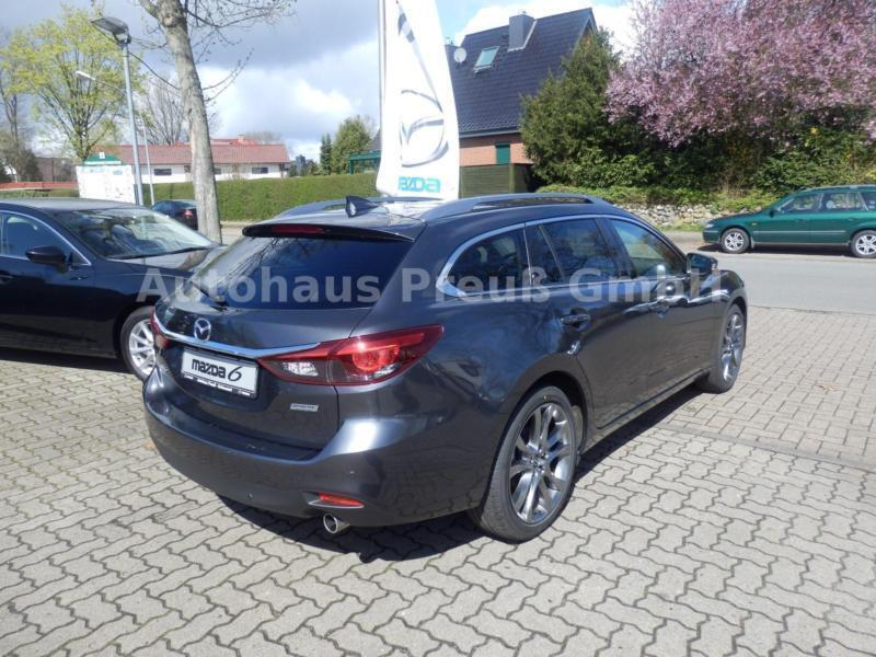 verkauft mazda 6 kombi skyactiv g 192 gebraucht 2016 km in hollenstedt. Black Bedroom Furniture Sets. Home Design Ideas