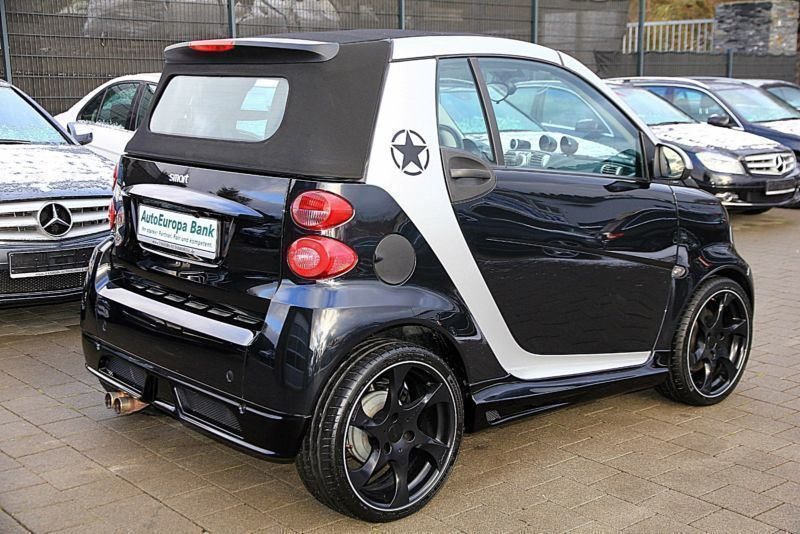 verkauft smart fortwo cabrio softouch gebraucht 2009 km in leipzig. Black Bedroom Furniture Sets. Home Design Ideas