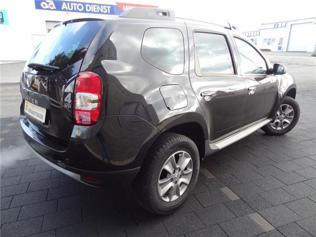 verkauft dacia duster prestige tce 125 gebraucht 2016 km in spenge. Black Bedroom Furniture Sets. Home Design Ideas