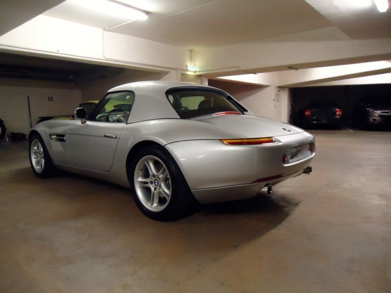56 gebrauchte bmw z8 bmw z8 gebrauchtwagen autouncle. Black Bedroom Furniture Sets. Home Design Ideas