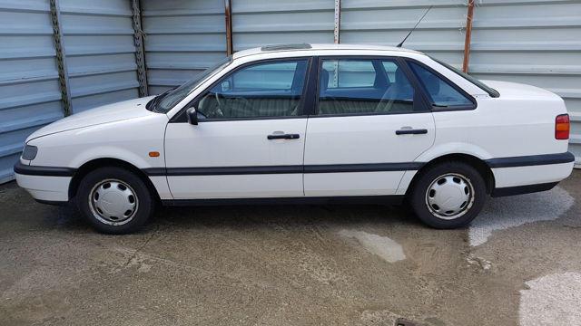 Verkauft Vw Passat 2 0 Limousine Tuv 1 Gebraucht 1994 221 773 Km
