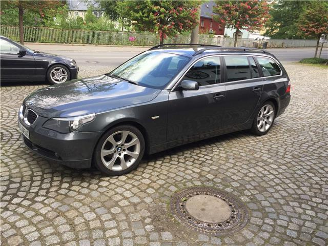 verkauft bmw 523 5er touring gebraucht 2006 km in. Black Bedroom Furniture Sets. Home Design Ideas