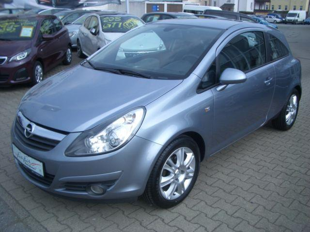 verkauft opel corsa d innovation 110 gebraucht 2009 km in chemnitz. Black Bedroom Furniture Sets. Home Design Ideas