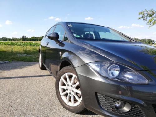 verkauft seat leon 1.2 tsi ecomotive h., gebraucht 2011, 77.000 km