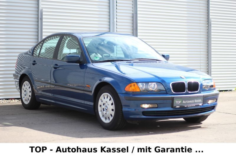verkauft bmw 316 3er lim i gebraucht 2001 km. Black Bedroom Furniture Sets. Home Design Ideas
